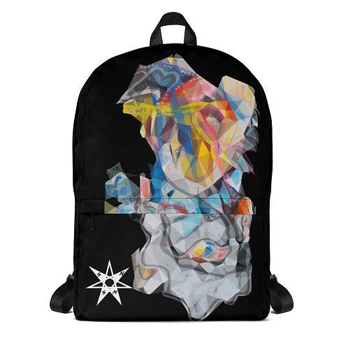 Cloaked Corvid Hustle Bag