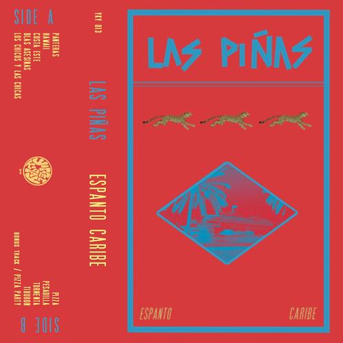 (SOLD OUT) Las Piñas- Espanto Caribe (Cassette)