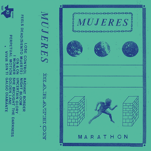 "Mujeres- ""Marathon"" Cassette"