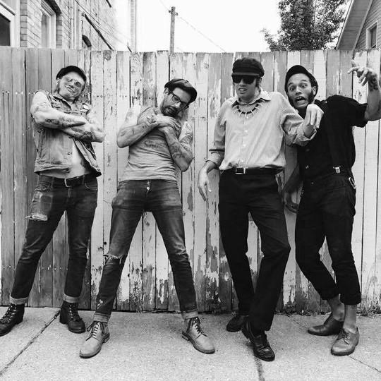 Los YaYaz- Born Dead (LP)