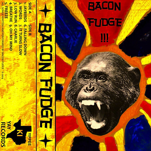 Bacon Fudge- S/T (Cassette)