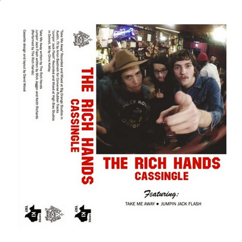 The Rich Hands- Take Me Away (Cassingle)