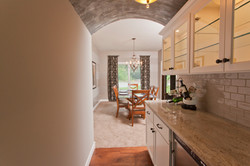 wet bar to formal dining