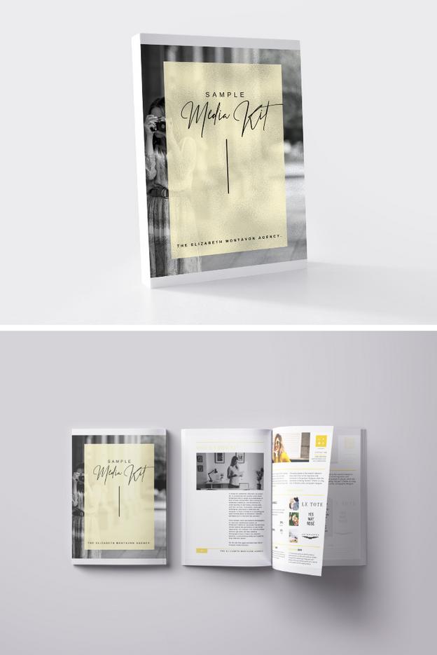 Media Kit Ebook