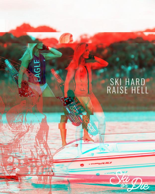Ski or Die Ad