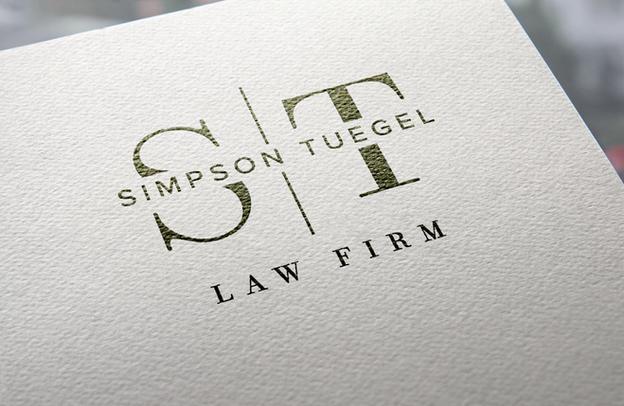 Simpson Tuegel Law Firm Logo