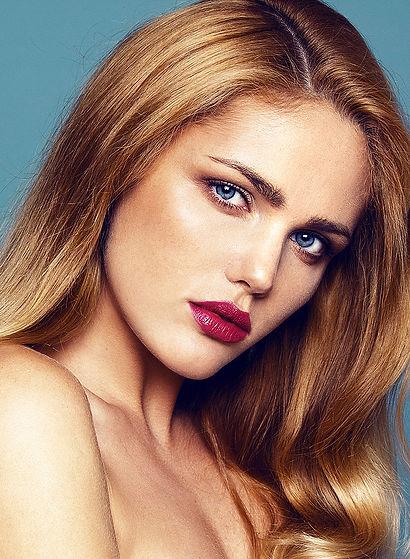 Red Carpet Lash & Beauty Bar makeup