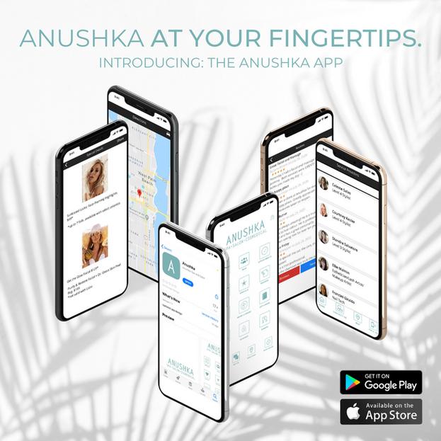 Anushka App Launch