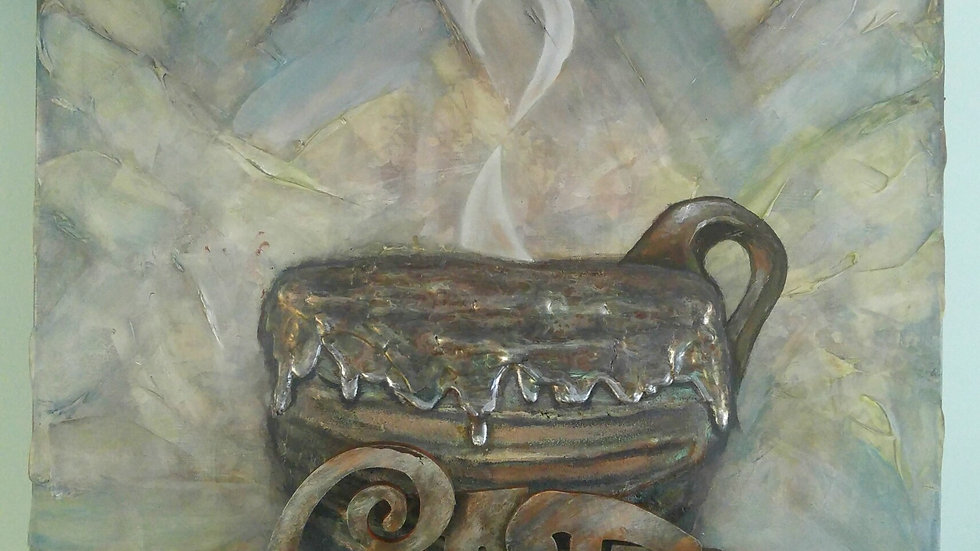 """CAFE """"A FRESH CUP"""