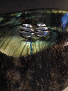 Beetle butt earrings.  £39