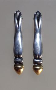 Dragonfly earrings.  £190