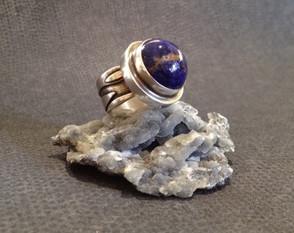 Stunning Sodalite ring.  £295