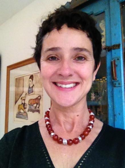 Carnelian necklace.  £280