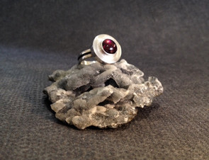 Small Tourmaline ring.  £150  SOLD
