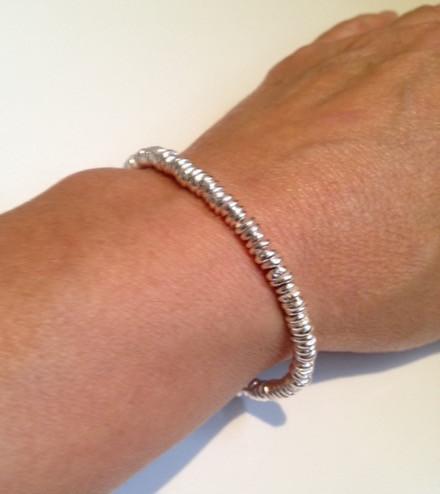 Pebble bracelet.  £170