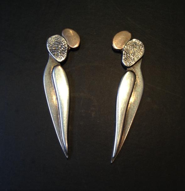 Wasp earrings  £190