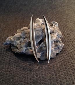 Shard earrings.  £89