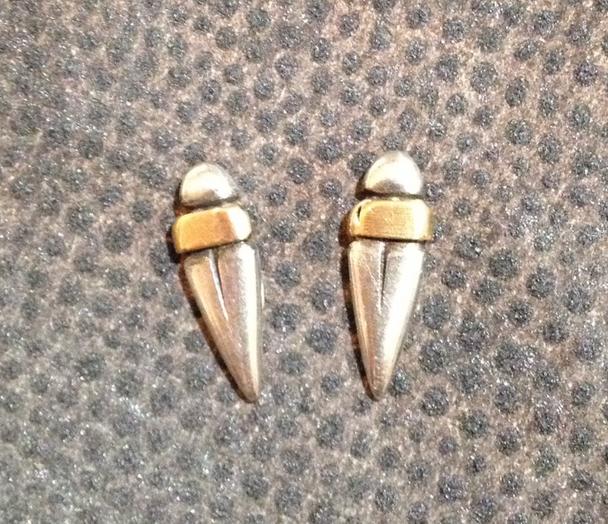 Small beetle studs.  £69