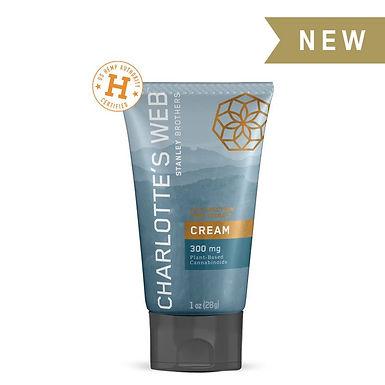 CW CBD Oil Hemp-Infused Cream with CBD- Small