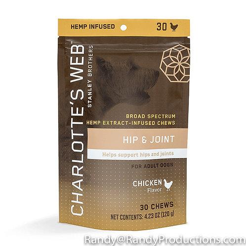 CW CBD Oil Dog Chews-Hip & Joint