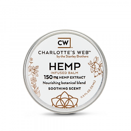 CW CBD Oil Balm-Soothing Scent-Large