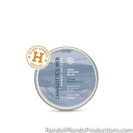 CW CBD Oil Balm-Soothing Scent- Small