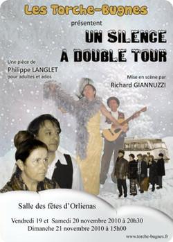 Silence a double tour