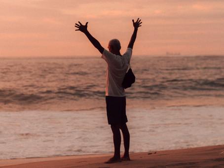 『「感謝する心」が明日を拓く』大倉 信 師