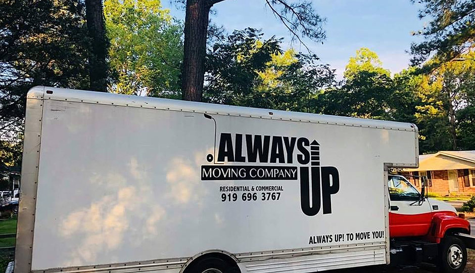 Home Always Up Moving Company Llc