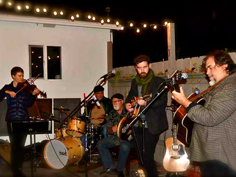 Irish music at Wrench and Rodent, Oceanside CA   4/22