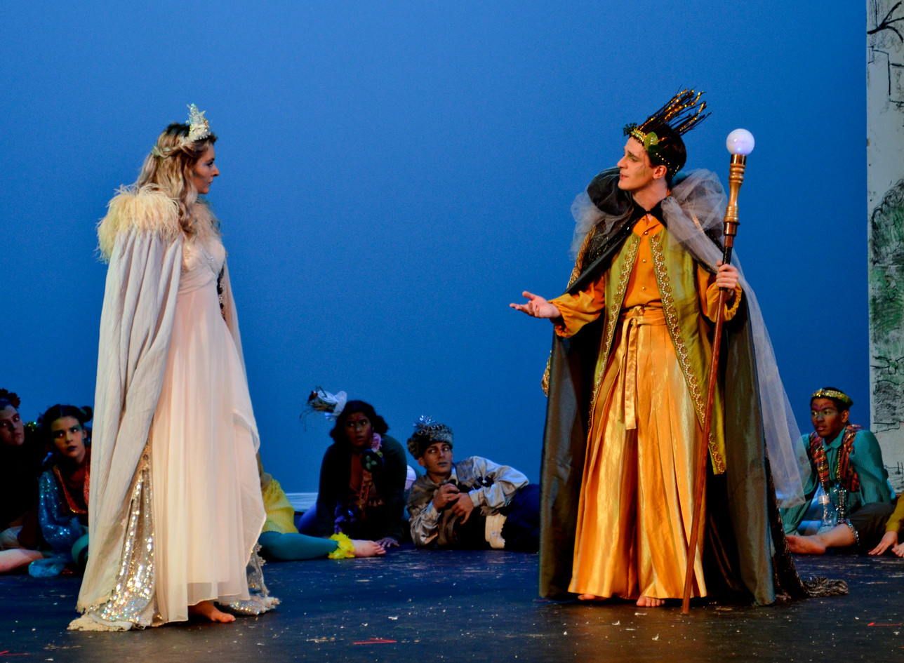 Titania & Oberon