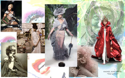 Witch Research Collage