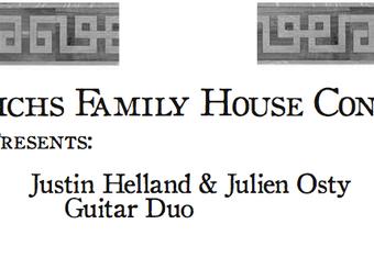 Hinrichs Family House Concert