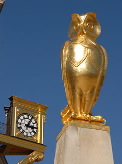 Golden Owl - Civic Hall  2- credit Andy