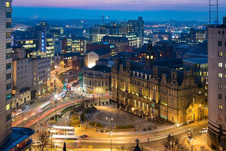 City Square, Leeds - credit Carl Milner