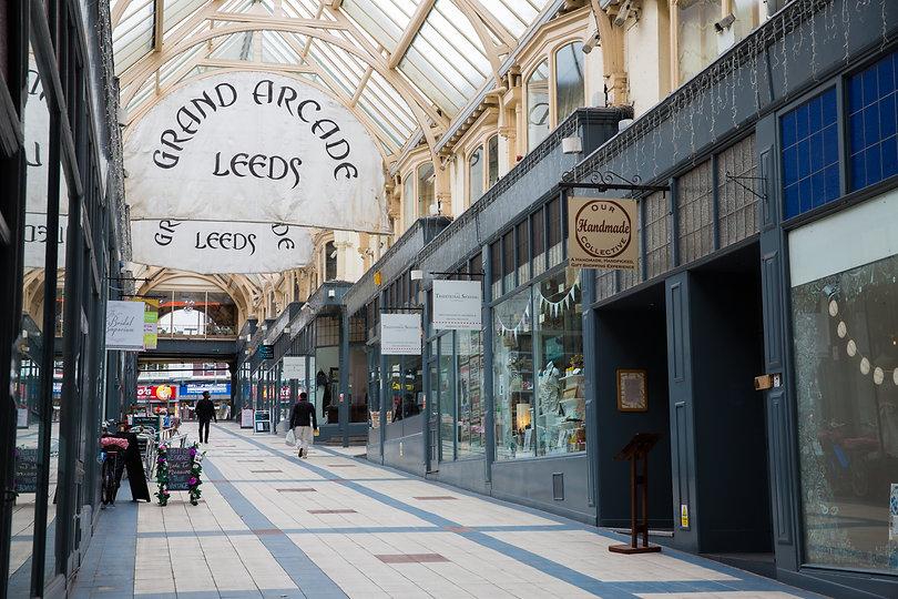 Grand Arcade Leeds - Hannah Webster for