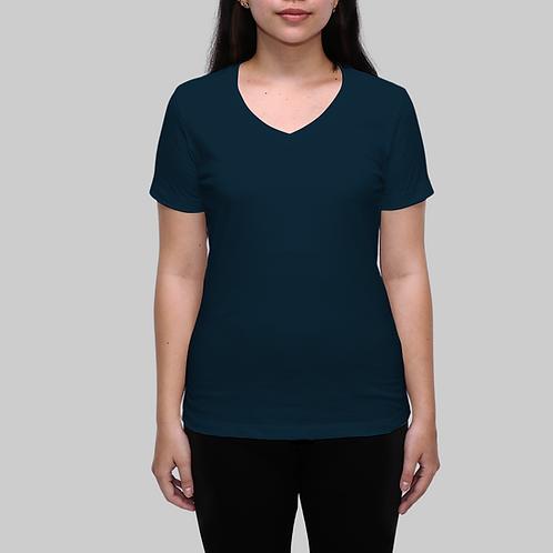 Padma V-neck T-shirt