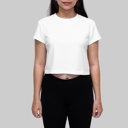 Kuta Crop Organic Cotton T-shirt