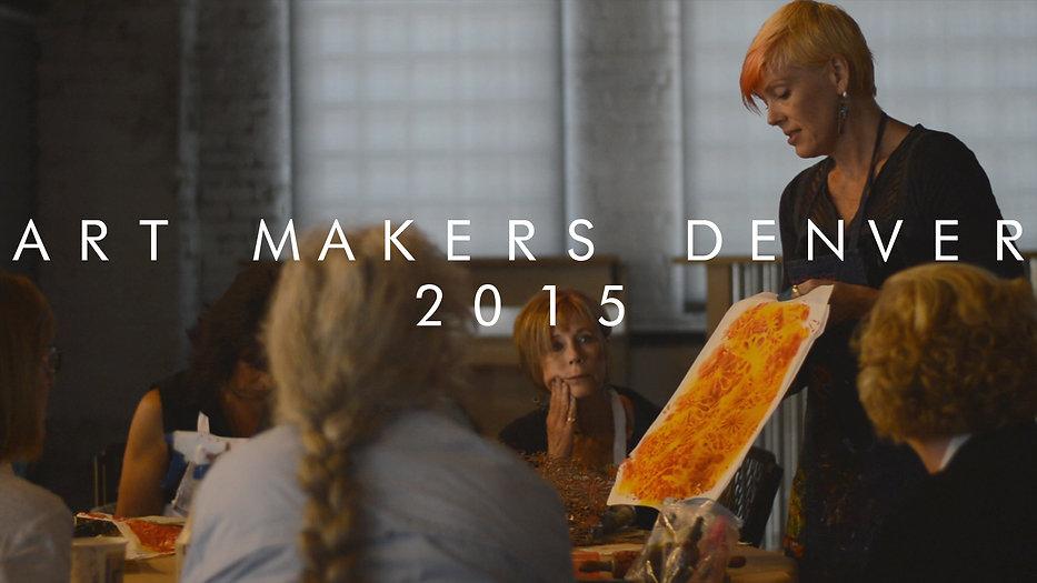 art makers denver urban art retreat colorado 2015