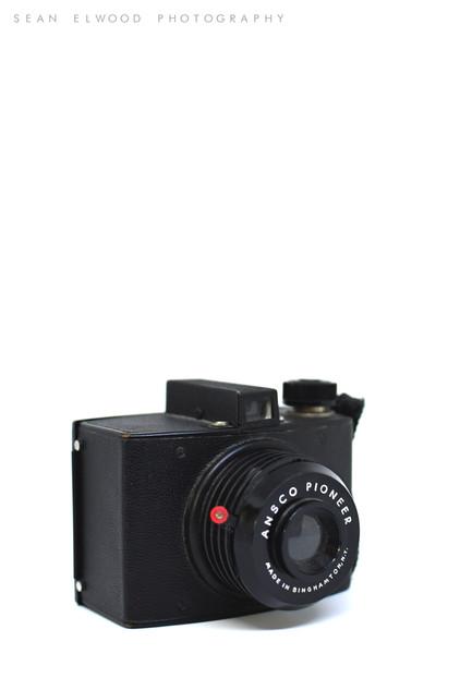 Ansco Pioneer Camera