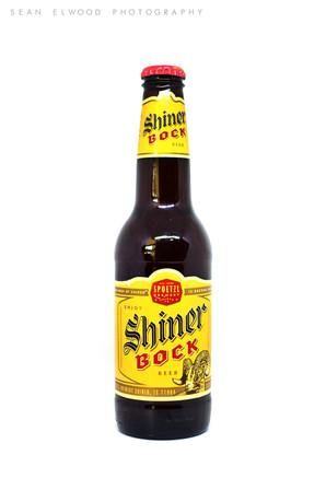 Shiner Bock Beer