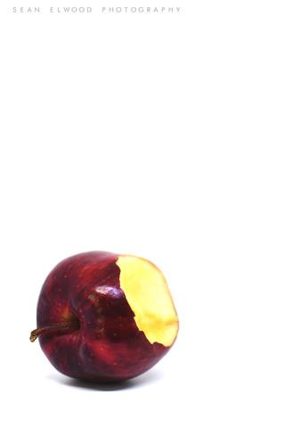 Eaten Apple 04