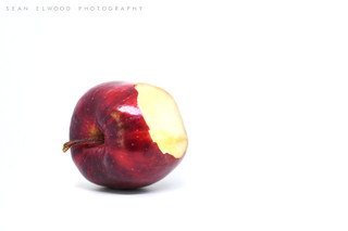 Eaten Apple 03
