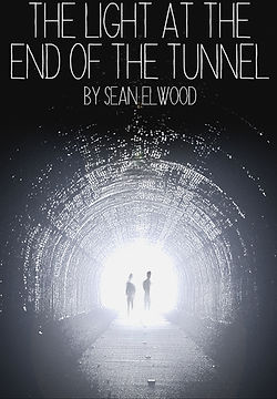 the light at the end of the tunnel scrip screenlay sean elwood art horror monster alien supernaturl paranormal