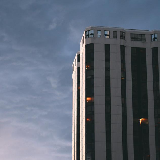 Glowing Windows