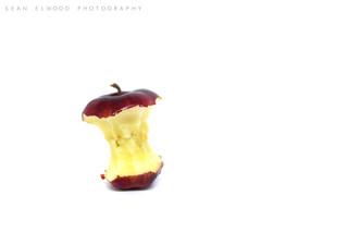 Eaten Apple 05