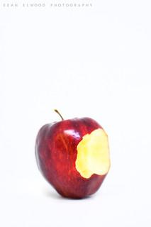 Eaten Apple 02