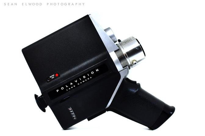 Polavision Camera 01