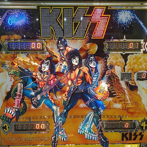 KISS (Bally) 1979