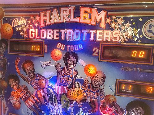 Harlem Globe Trotters (Bally) 1979
